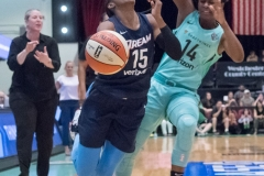 WNBA - New York Liberty 77 vs. Atlanta Dream 86 (74)
