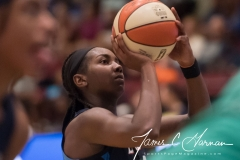 WNBA - New York Liberty 77 vs. Atlanta Dream 86 (75)