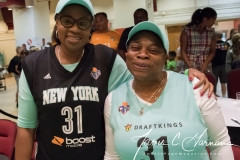 WNBA - New York Liberty 77 vs. Atlanta Dream 86 (78)