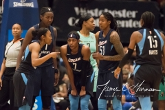 WNBA - New York Liberty 77 vs. Atlanta Dream 86 (8)
