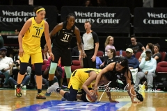 WNBA - New York Liberty 78 vs. Indiana Fever 75 (20)