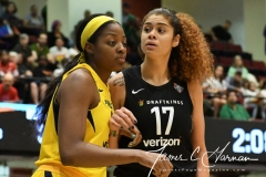 WNBA - New York Liberty 78 vs. Indiana Fever 75 (22)