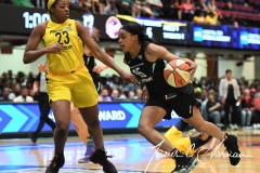 WNBA - New York Liberty 78 vs. Indiana Fever 75 (24)