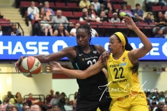 WNBA - New York Liberty 78 vs. Indiana Fever 75 (25)
