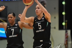 WNBA - New York Liberty 78 vs. Indiana Fever 75 (27)