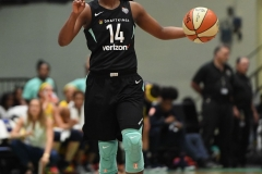 WNBA - New York Liberty 78 vs. Indiana Fever 75 (28)