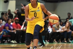 WNBA - New York Liberty 78 vs. Indiana Fever 75 (47)