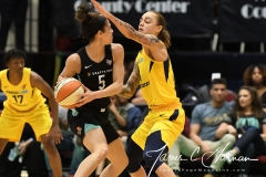 WNBA - New York Liberty 78 vs. Indiana Fever 75 (52)