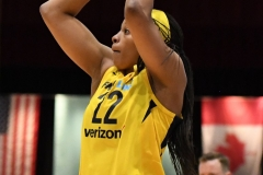 WNBA - New York Liberty 78 vs. Indiana Fever 75 (62)