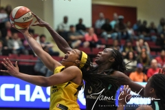 WNBA - New York Liberty 78 vs. Indiana Fever 75 (67)