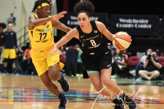 WNBA - New York Liberty 78 vs. Indiana Fever 75 (8)