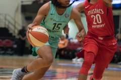 WNBA - New York Liberty 78 vs. Washington Mystics 95 (10)