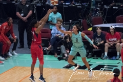WNBA - New York Liberty 78 vs. Washington Mystics 95 (18)