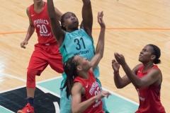 WNBA - New York Liberty 78 vs. Washington Mystics 95 (25)