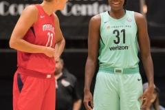 WNBA - New York Liberty 78 vs. Washington Mystics 95 (34)