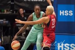 WNBA - New York Liberty 78 vs. Washington Mystics 95 (39)