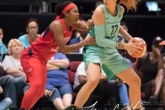 WNBA - New York Liberty 78 vs. Washington Mystics 95 (40)