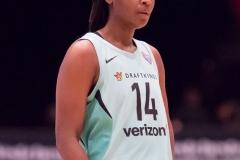 WNBA - New York Liberty 78 vs. Washington Mystics 95 (43)