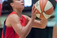 WNBA - New York Liberty 78 vs. Washington Mystics 95 (44)