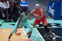 WNBA - New York Liberty 78 vs. Washington Mystics 95 (45)