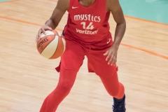 WNBA - New York Liberty 78 vs. Washington Mystics 95 (46)