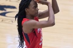 WNBA - New York Liberty 78 vs. Washington Mystics 95 (49)