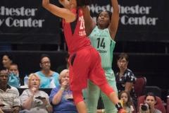 WNBA - New York Liberty 78 vs. Washington Mystics 95 (8)