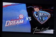 WNBA - New York Liberty 79 vs. Atlanta Dream 72 (1)