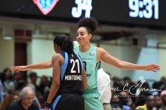WNBA - New York Liberty 79 vs. Atlanta Dream 72 (41)