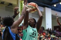 WNBA - New York Liberty 79 vs. Atlanta Dream 72 (47)