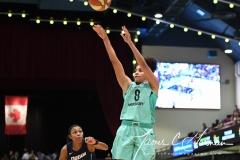 WNBA - New York Liberty 79 vs. Atlanta Dream 72 (51)