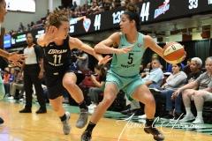 WNBA - New York Liberty 79 vs. Atlanta Dream 72 (56)