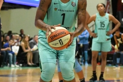 WNBA - New York Liberty 79 vs. Atlanta Dream 72 (57)