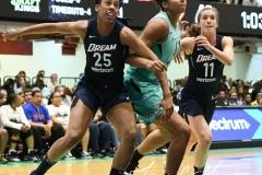 WNBA - New York Liberty 79 vs. Atlanta Dream 72 (58)