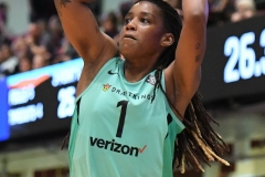 WNBA - New York Liberty 79 vs. Atlanta Dream 72 (59)
