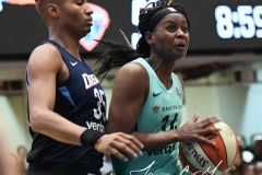 WNBA - New York Liberty 79 vs. Atlanta Dream 72 (60)