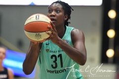 WNBA - New York Liberty 79 vs. Atlanta Dream 72 (64)