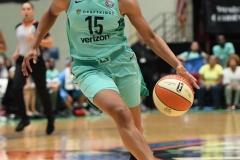 WNBA - New York Liberty 79 vs. Atlanta Dream 72 (66)