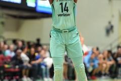 WNBA - New York Liberty 79 vs. Atlanta Dream 72 (69)