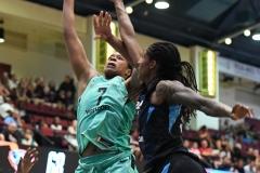 WNBA - New York Liberty 79 vs. Atlanta Dream 72 (70)