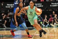 WNBA - New York Liberty 79 vs. Atlanta Dream 72 (74)