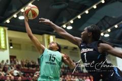 WNBA - New York Liberty 79 vs. Atlanta Dream 72 (75)