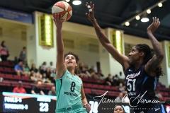 WNBA - New York Liberty 79 vs. Atlanta Dream 72 (78)
