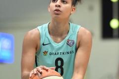 WNBA - New York Liberty 79 vs. Atlanta Dream 72 (79)