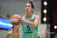 WNBA - New York Liberty 79 vs. Atlanta Dream 72 (81)