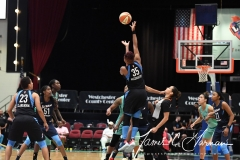 WNBA - New York Liberty 79 vs. Atlanta Dream 72 (82)