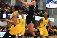 WNBA - New York Liberty 80 vs. Indiana Fever 81 (12)