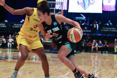 WNBA - New York Liberty 80 vs. Indiana Fever 81 (20)