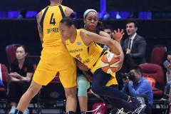 WNBA - New York Liberty 80 vs. Indiana Fever 81 (30)