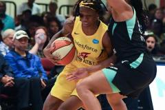 WNBA - New York Liberty 80 vs. Indiana Fever 81 (42)